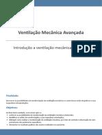Unidade 1 - Ventila__o Mec_nica Avan_ada