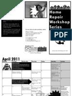 HRWS Program Brochure - April