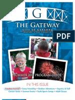 2011 Summer Gateway