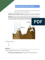 Guía de TrabajoRevolución Darwiniana