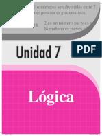 Texto_1ro-Unidad 7 Lógica (2da. edición)