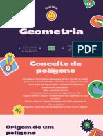 Trabalho de Matemática - Geometria