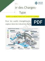 Cahier des charges vapeur VP_Draft version