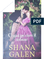 Shana Galen - Seria Puștii Din Covent Garden - Craiul Pe Care Îl Iubesc