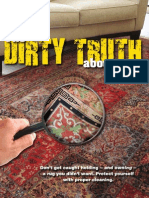 Dirty Truth About Rugs
