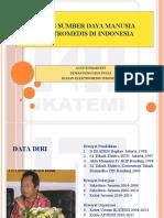 peran sdm elektromedis di indonesia