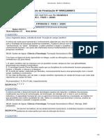 ATIVIDADE 2 - FSCE I - 2020C comprovante
