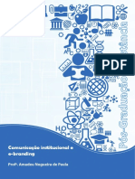 Apostila Comunicação Institucional e E-Branding