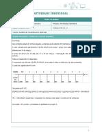 Atividade Individual - Ricardo Pires (Matemática Financeira - FGV)