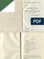 Evolução Política Dos Países Latino-Americanos--1970 Gen. Flamarion Barreto Lima