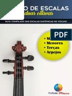 Escalas em duas oitavas - Profissão Músico (1)