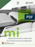 Importancia de la redacción en el informe de investigación (2)