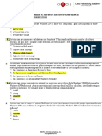 Chapter 5 Exam - Capitolul 5 Examen Cisco