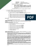 adjuntando documentos originales - Barranca 23