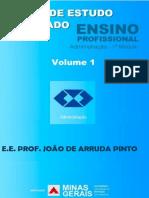 Apostila Administração Volume I - Ano 2021