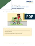 7. Actividad5-NosDivertimosEnFamiliaConNuestrasCostumbresCulturales