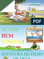 LIÇÃO 05 - UM MERGULHO RADICAL