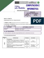 FICHA DE ACTIVIDAD 41-PPT