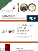 CURSO BASICO PASTORAL DE LA SALUD TEMA 1