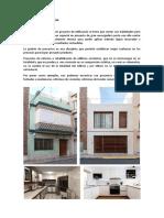 PROYECTOS DE EDIFICACION
