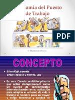 Ergonomia Del Puesto de Trabajo (Presentación) (1)