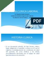 Historia Clinica Laboral (Clase) (1)