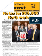 Northern Democrat No 59 Apr 11