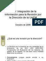 Taller para la integracion de la Informacion para