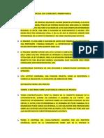 MATERIAL DE DERECHO PROCESAL CIVIL Y MERCANTIL I PRIMER PARCIAL