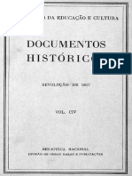 Documentos históricos da Revolução de 1817