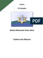 O Cruzeiro Caderno Dos Músicos