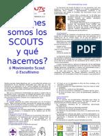 Quienes somos los scouts