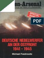 WASp25 - Deutsche Nebelwerfer an der Ostfront 1941-1945