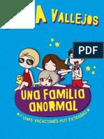 Lyna Vallejos Una familia anormal-Vacaciones