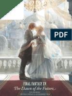 Final Fantasy XV the Dawn