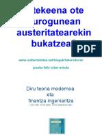 (2021) Litekeena ote Eurogunean austeritatearekin bukatzea?