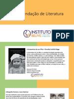 Livros para atendimento Materno- Infantil