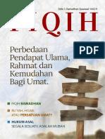 Majalah FIQIH Edisi 01