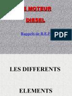 L'Injection Diesel