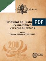 Tribunal de Justiça de Pernambuco, V. I