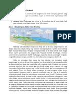 Hubungan Irigasi Dan Drainasi Siklus Hidrologi di Alam