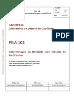 PILA 102 PROCEDIMENTO KARL FISHER
