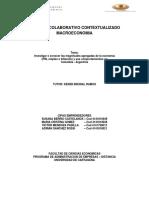 Trabajo Contextualizado Macro Argentina - Colombia