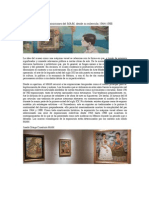 MAM-Una revisión de las exposiciones del MAM desde su coleccion 1964-1988