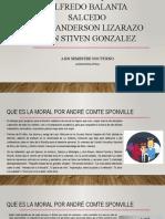 Presentacion Exposicion La Moral Etica