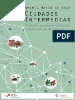 ciudades intermedias ICGLU (Red Global Organización Mundial de Ciudades y Gobiernos Locales Unidos))