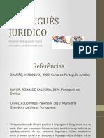 Vocabulário Jurídico