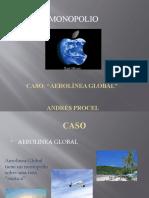 Caso Aerolinea Global Microeconomia