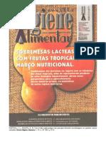 Revista Higiene Alimentar - Embutidos Cárneos