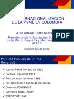 JuanAlfredoPintoCOLOMBIA PYME INTERNACIONAL